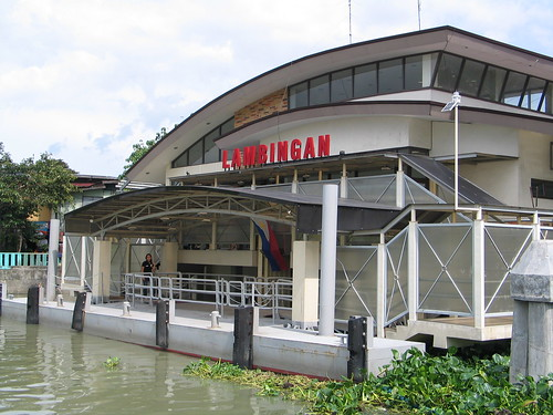 Pasig River Ferry Schedule Pasig River Ferry Lambingan