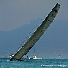 A dream that becomes reality... (gardawind) Tags: lake garda sailing americascup lakegarda lagodigarda littlestories gardawind picswithsoul
