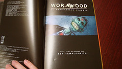 Wormwood: Gentleman Zombie the French Edition!