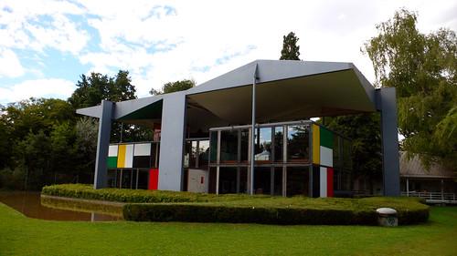 Heidi Weber Museum - Centre Le Corbusier
