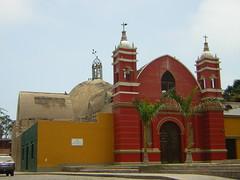 Barranco – Iglesia de la Ermita
