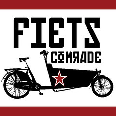 Fiets Comrade (EthanPDX) Tags: bakfiets transportland