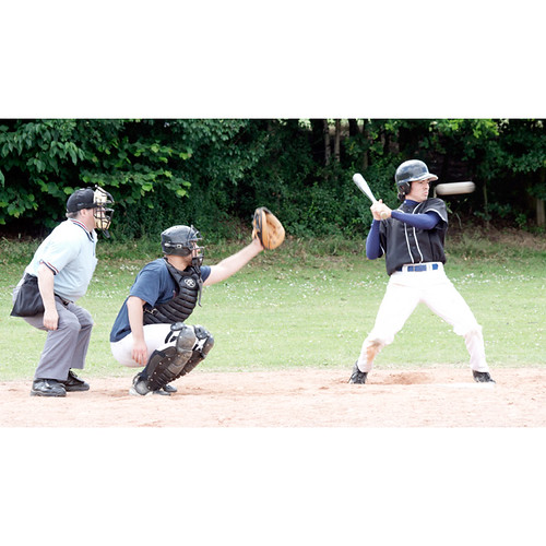 Croydon Pirates' baseball tournament