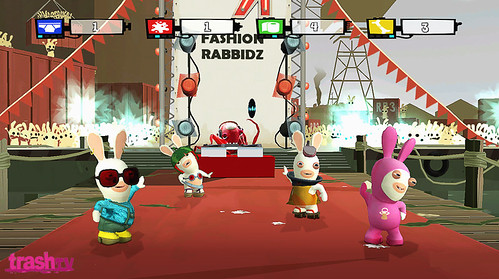 Rayman Raving Rabbids 3