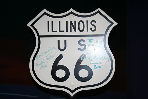 Autographed 66 sign