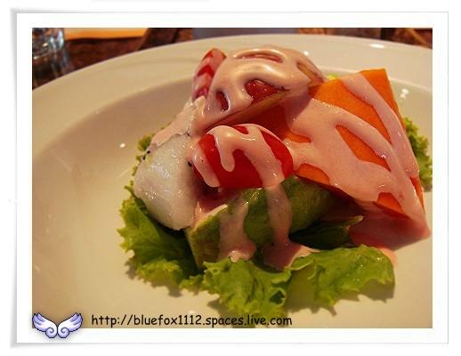 080725CalaCala義大利廚房07_季節水果沙拉