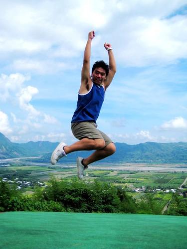 你拍攝的 5.台東鹿野高台 跳躍的 跳躍的TORO。