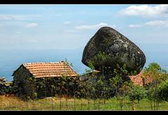 Caramulo (CGoulao) Tags: old house portugal rock stone rural casa velha pedra caramulo antigo equilbrio granitic granito ilustrarportugal srieouro