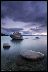 Clearing Storm, Bonsai Rock (The Man in Red) Tags: laketahoe sandharbor bonsairock