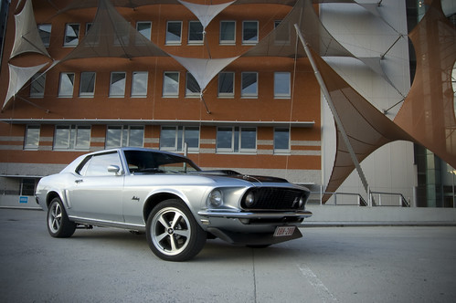 Mustang 1969 Coupe by exxodus