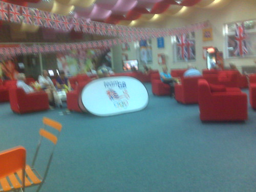 Team GB Lounge