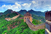 Great Wall, Jinshanling (╬Thomas Reichart ╬) Tags: pictures china holiday asia asien photos famous great beijing july unesco presentation greatwall traveling 2008 peking sites reise jinshanling worldheritagelist grossemauer