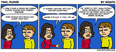 Two, Please (Aug. 3, 2008) (Keenan Comics) Tags: cinema film comics movie hollywood movies tcm turnerclassicmovies marriedlife filmgeek oldmovies cinephile dennismorgan movietrivia moviegeek robertosborne bitstrips