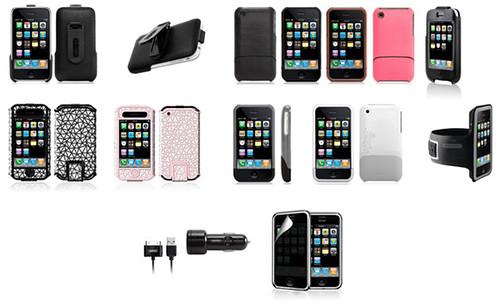 Elemente de protectie pentru iPhone 3G, la Orange