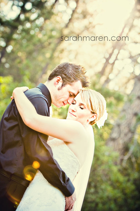 Lyndsay and Mike Wedding