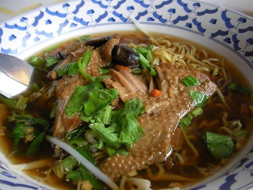 koh samui-duck noodle あひる麺