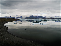 Jkulsrln (Terra_Tripper) Tags: island bay iceland glacier icebergs jokulsarlon glacial ringroad