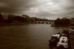 Paris octobre 2007 (oriannez) Tags: paris france seine pontdesarts