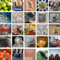A taste of Italy (Tuva Moen Holm) Tags: boy italy sculpture food streetart flower art window lamp girl fruits vegetables car collage wall stairs tomato mirror lampe italia stones blu mosaic dove milano kunst skulptur mat bil frukt blomst jente due doorbell vaticanmuseum mats trapper tuva piazzadelpopolo romanart steiner speil vegg vindu grnnsaker ringeklokke gatekunst gutt tomat romerskkunst