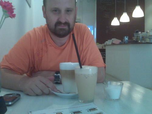 Pausa en el Café Beans