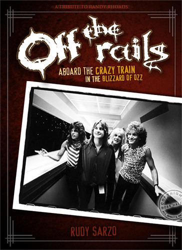 0ff the Rails - front cover