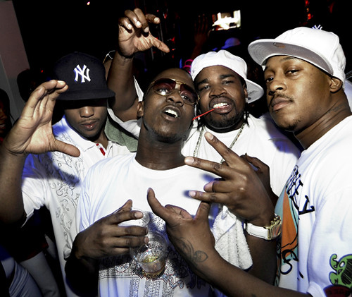 Raleigh gangs