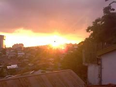 Gold Sun @ my roof (oot_phd) Tags: c bpp balikpapan i