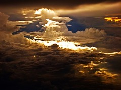 A glimpse of Heaven (sir_watkyn) Tags: sky cloud sun nature sunrise skyscape dawn interestingness scenery perfect photographer view horizon aerial formation hues rays soe picnik the potofgold gimpshop golddragon mywinners abigfave platinumphoto colorphotoaward impressedbeauty ysplix theunforgettablepictures overtheexcellence damniwishidtakenthat flickrlovers photoartbloggroup sirwatkyn