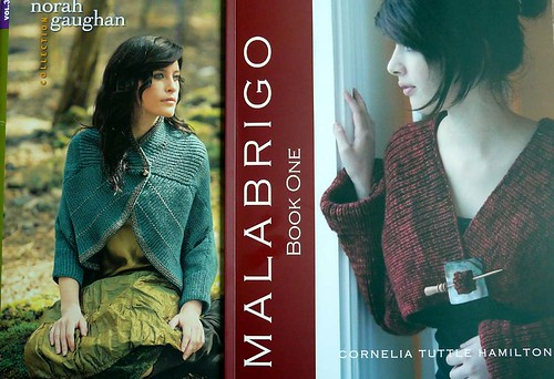 Gaughan Vol. 3 and Malabrigo Book One