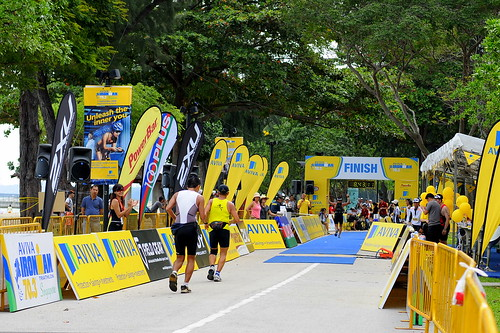 Aviva Ironman 70.3 Triathlon