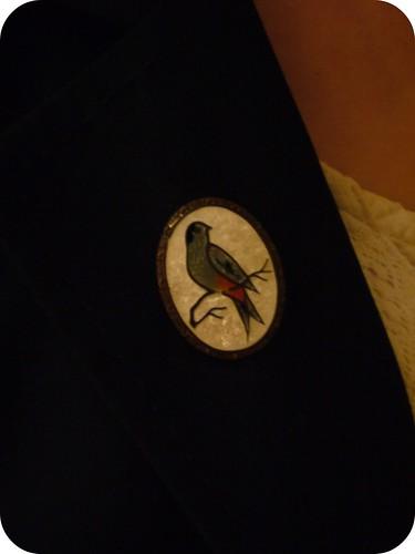 Bird Pin!
