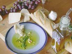 bottle_table_wide (BreadnBadger) Tags: glass bottles recycled spout oilandvinegar breadandbadger