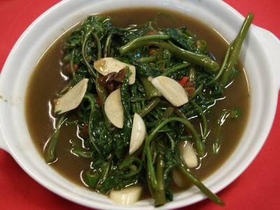 Thai-style Kangkung