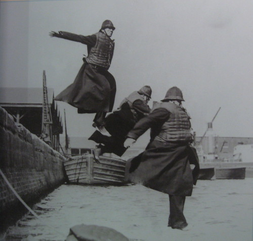 Flying Policemen