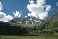Blick auf den Hohen Sonnblick (3105m) (moriyama_rai) Tags: sonnblick rauristal