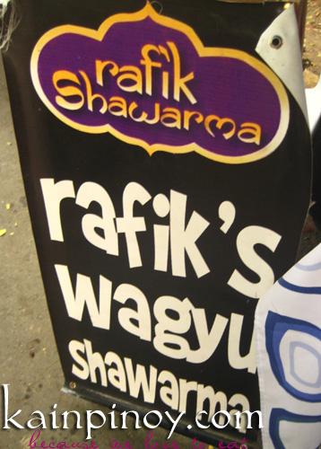 Rafik's Wagyu Shawarma 01