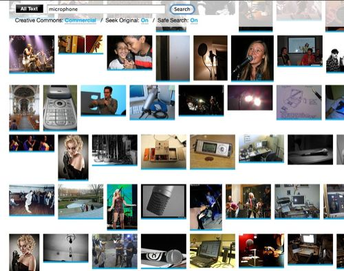 Familar Photo in Flickr Search Results