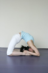 Yoga Asana (YY) Tags: people yoga posture poses asana hatha