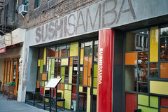Sushi Samba by edenpictures, on Flickr