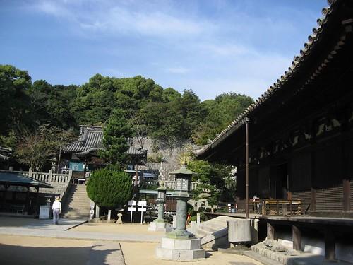 太山寺全景