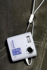 Polaroid izone 550 Digital Camera 7 (from the neck)