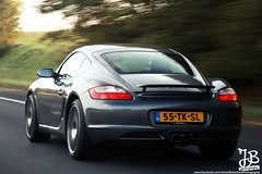 Porsche Cayman S [Explored] (Jeroen Buitenhuis) Tags: car canon eos drive jeroen perfect driving 911 cruising s best explore porsche boxer cayman 1785mm panning brochure 997 explored buitenhuis 400d