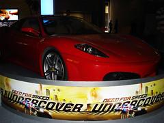 NFS Undercover | EGS 2008 (Oscar Alcal) Tags: electronicgameshow videojuegos cybershotdscw55 expobancomersantafe needforspeedundercover egs2008