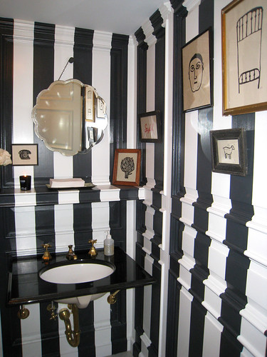 2983420521 6b66f44b2b J.Crew Collection Store: Striped Bathroom