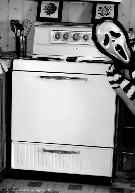 14/365 - Masks & Appliances