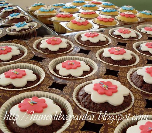 Süslü Muffin