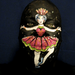 Busty Ballerina #1. Facepaint Mini Movie! por hawhawjames