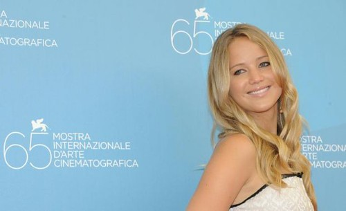 Jennifer Lawrence da te.