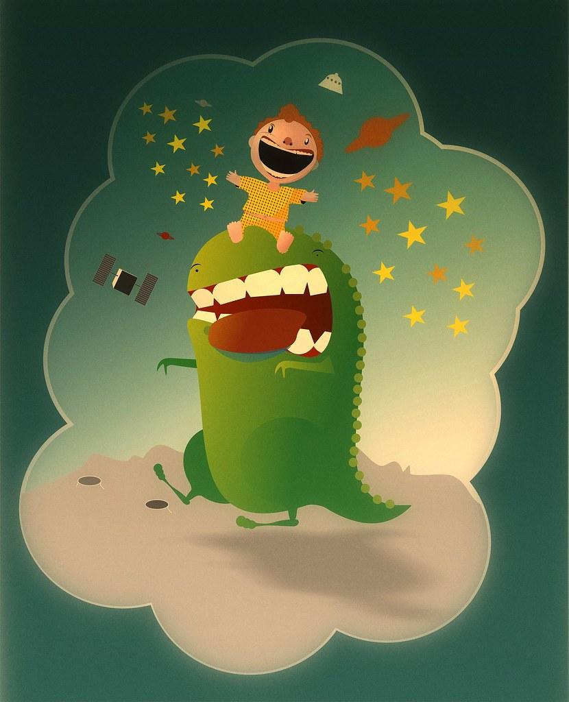 Ilustración para el coso de ilustradores: www.cosodeilustradores.blogspot.com