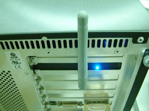 X-system Mac PRO相容機Airport無線網卡篇